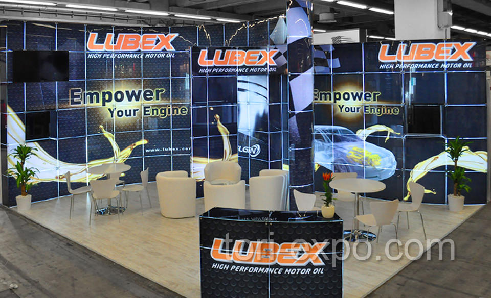 exhibition stands in frankfurt